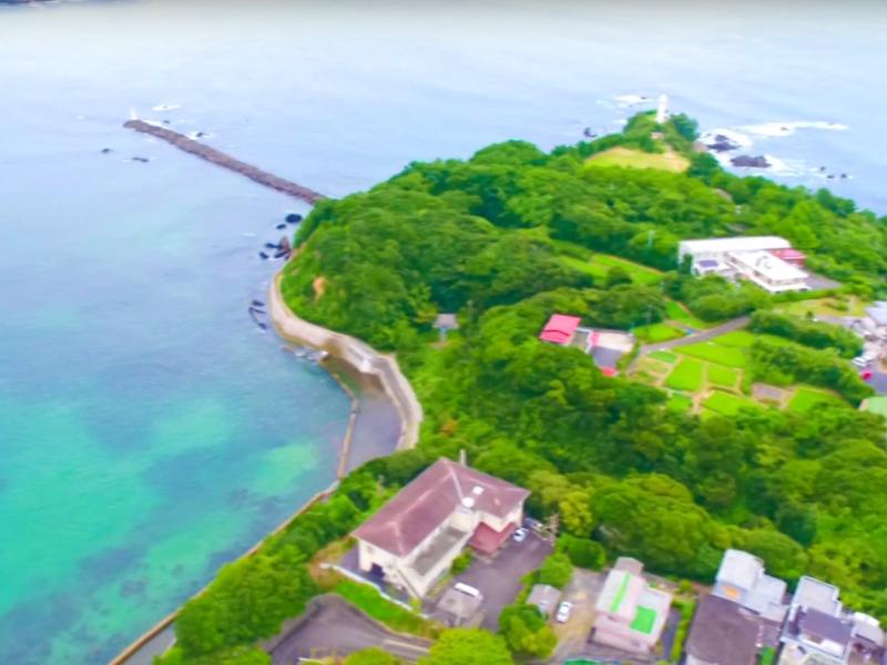 岬の宿礒﨑外観